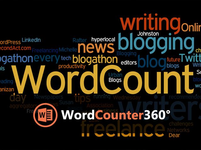 Word Counter 360°